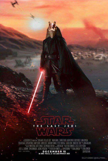 The Last Jedi – LOLCOASTER