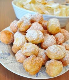 Thermomix Recipes: Italian Carnival Castagnole with Thermomix