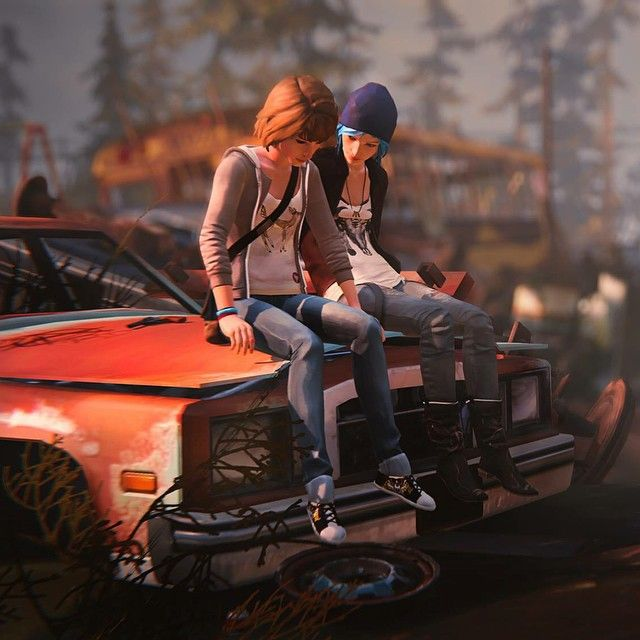 Life is Strange: Out of Time