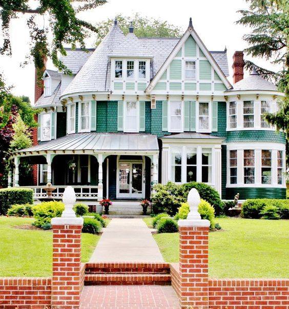 the victorian homes of key west fl are so charming victorian style - Victorian Style House