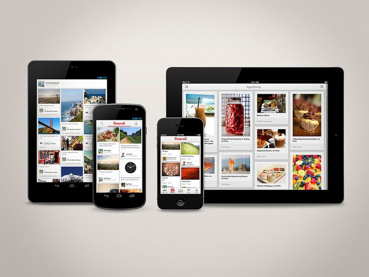 Introducing Pinterest for Android, iPad and iPhone, via the Official Pinterest Blog.    #pinterest-faq