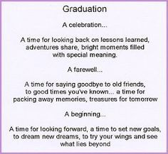 graduation, graduation poems, graduation poems blog, cards, quotes online: high school graduation poem