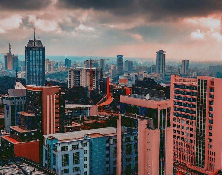 Nairobi City.Kenya.