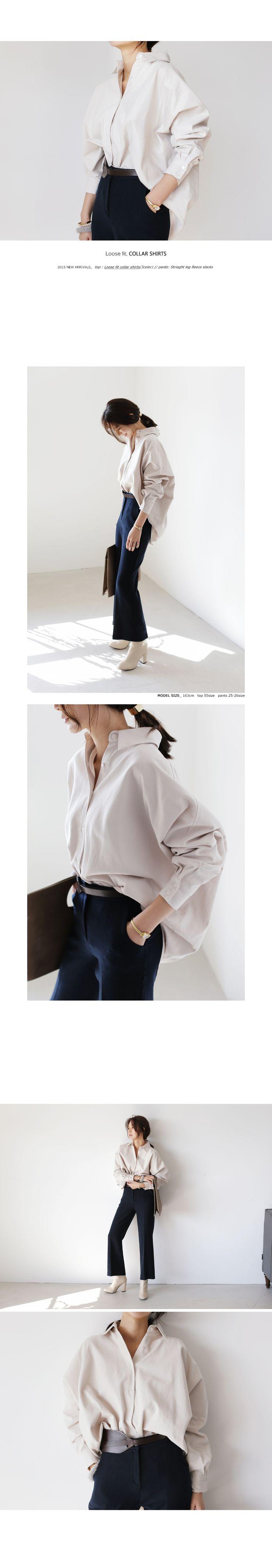 ドロップショルダーオーバーサイズシャツ・全3色シャツ・ブラウスシャツ|レディースファッション通販 DHOLICディーホリック [ファストファッション 水着 ワンピース]
