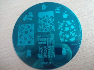 Image Plate MM10 $7.00