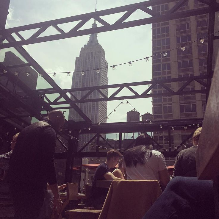 Brunch with a view is an understated necessity for a good day in NYC. These spots offer the best rooftop views in the city.