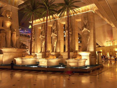 The Luxor, Las Vegas
