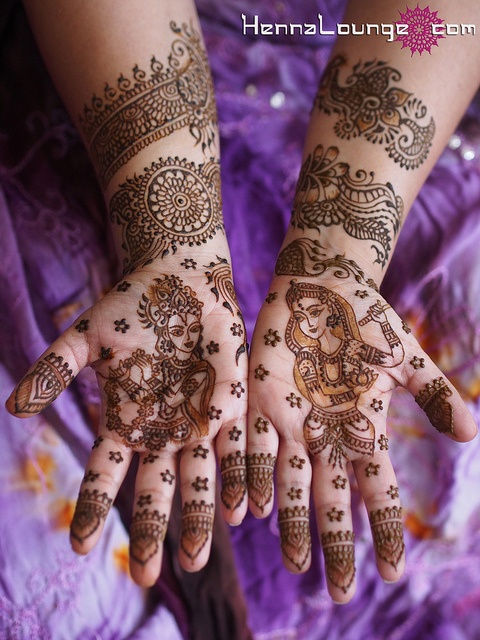 krishna radha bridal style henna design pinterest to be bridal style and style. Black Bedroom Furniture Sets. Home Design Ideas