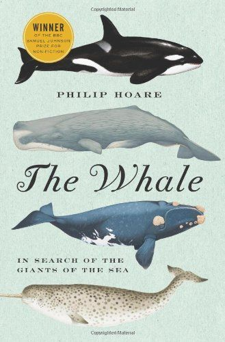 Whales, book cover.