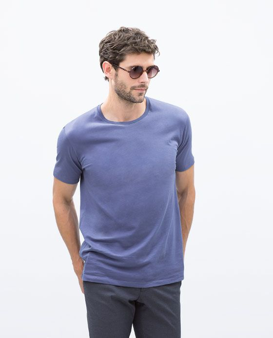 ZARA - MAN - RELAX FIT T-SHIRT