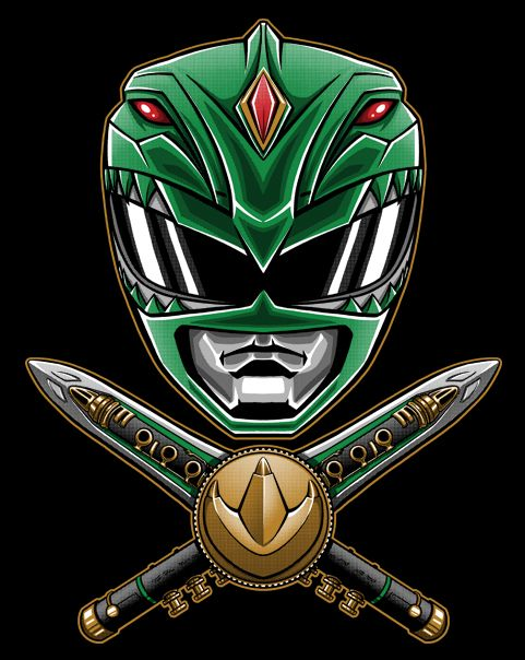 dragonzord power t shirt green ranger t shirts and shirts. Black Bedroom Furniture Sets. Home Design Ideas