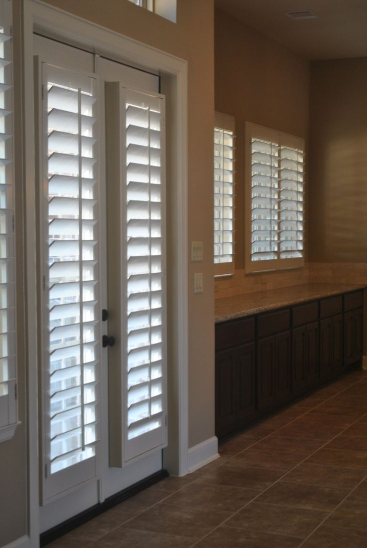 18 best images about shutters i love on pinterest decks Plantation shutters for doors interior