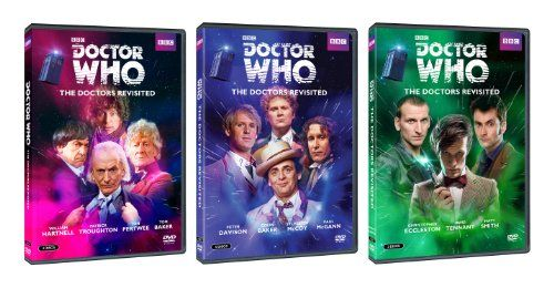 Doctor Who: Doctors Revisited Set (3pack/ Giftset/ DVD) - http://godoffilm.net/product/doctor-who-doctors-revisited-set-3pack-giftset-dvd/