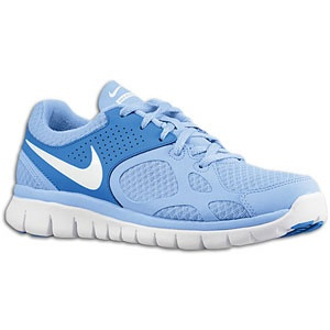Carolina Blue Nike Free Tennis Shoes