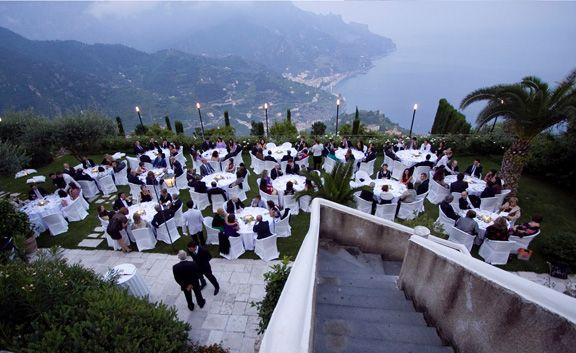 Matrimonio Hotel Caruso Ravello