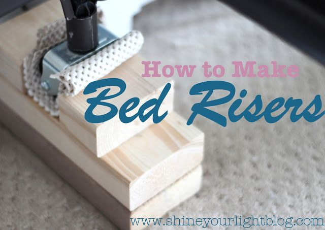 Share Tweet Pin Mail Last week I showed you my no-sew bedskirt, necessitated by the fact that I put the bed on risers to ...