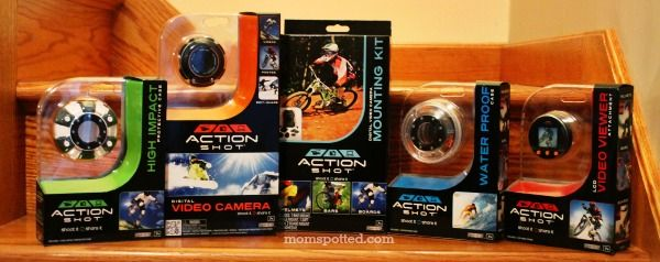 Action Shot POV Camera