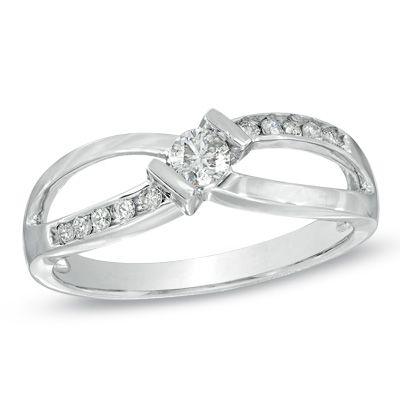 Ct Diamond Promise Rings