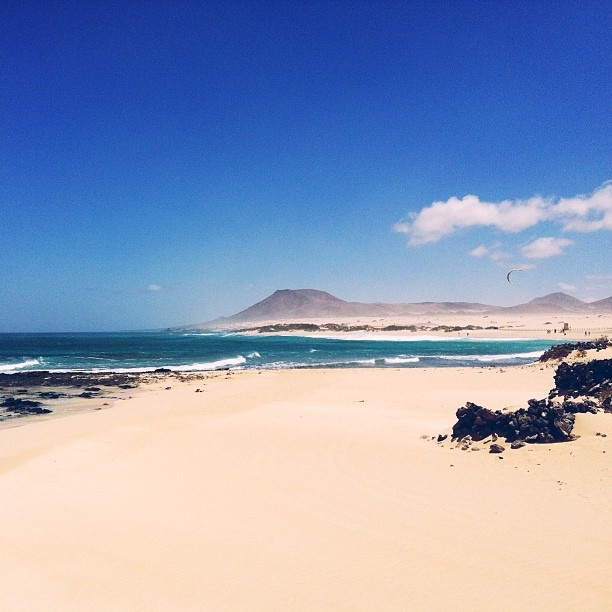 Glass Beach, Fuerteventura
