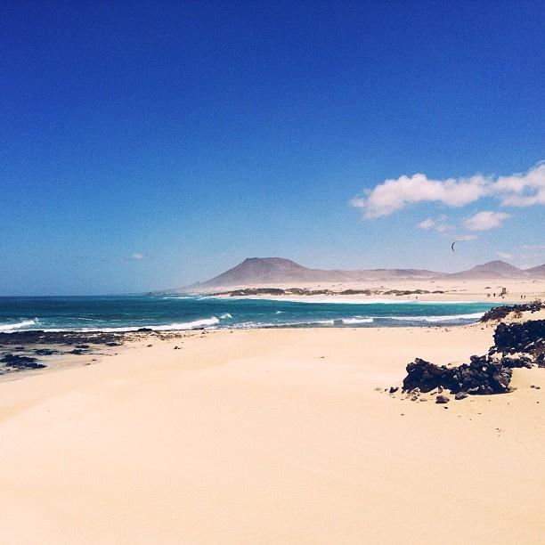 Glass Beach, Fuerteventura