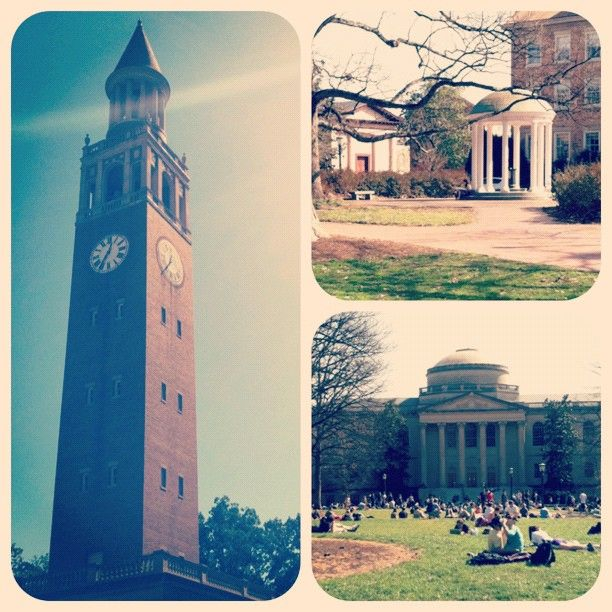 There is a moment each year when I really miss sitting under a tree in the quad. . .