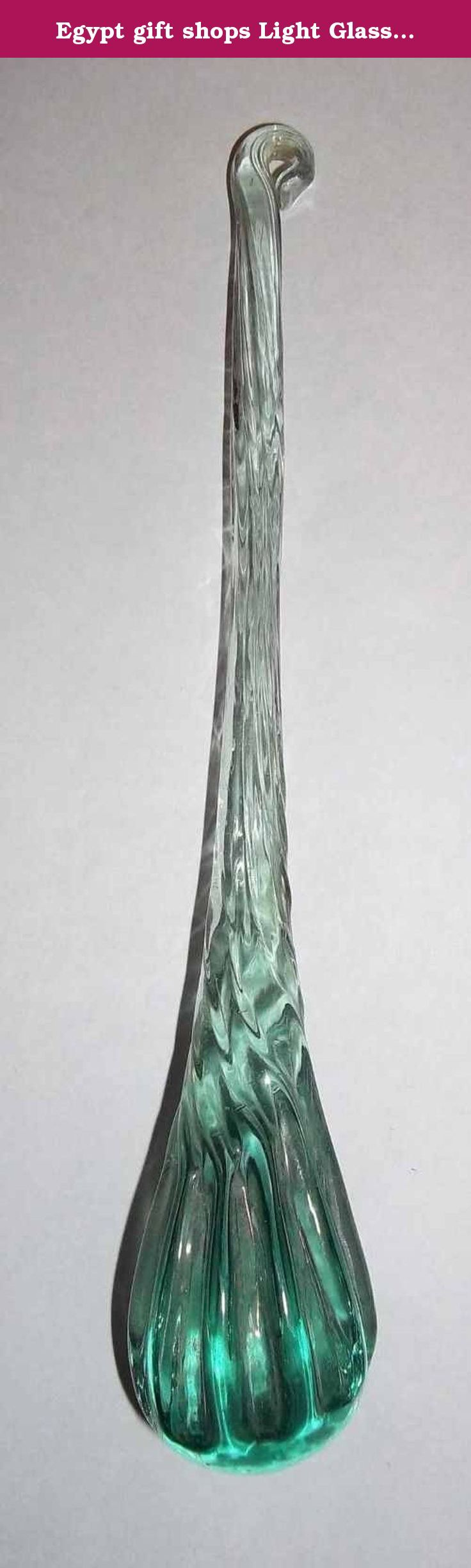 "Egypt gift shops Light Glass Crystal Beads Chandelier Rain Drop Eye Tear Lamp Work Lampwork. Dimensions: 6"" X 1"" X 1""."