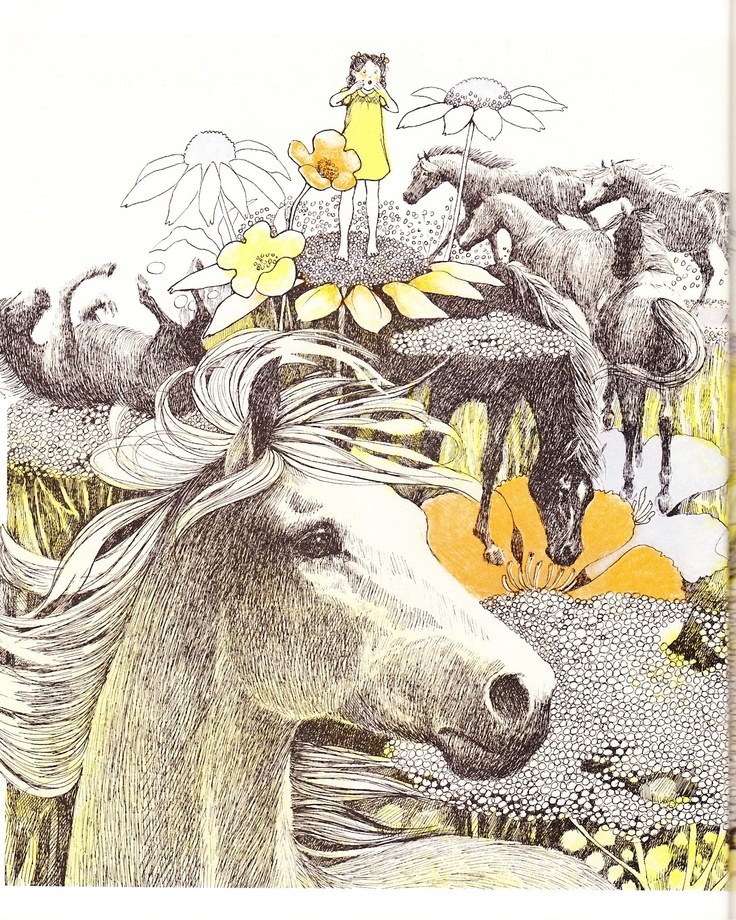 All the Pretty Horses  Susan Jeffers 1987