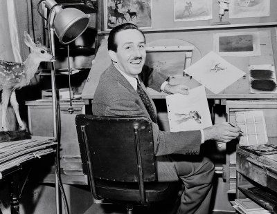 """Animation can explain whatever the mind of man can conceive."" — Walt E. Disney"
