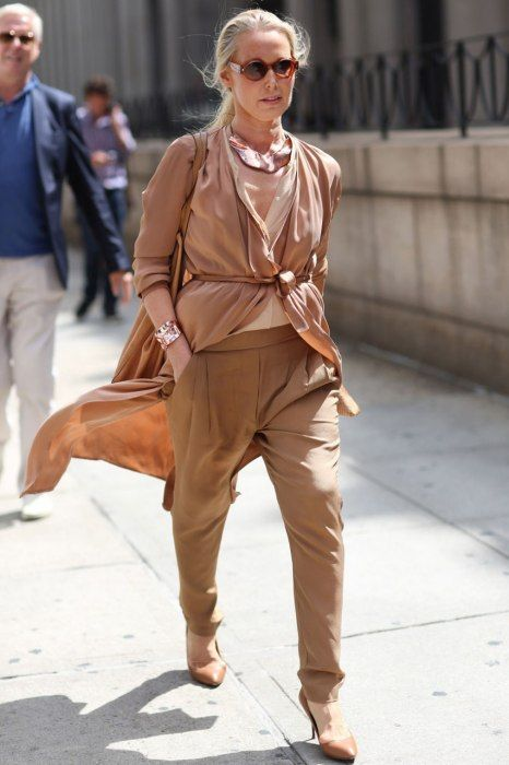 Photos: Photos: Best-Dressed Street Style at New York's Fashion Week | Vanity Fair