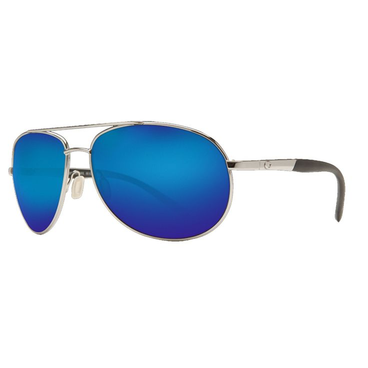 Costa Palladium/Blue Mirror Wingman 580P Sunglasses
