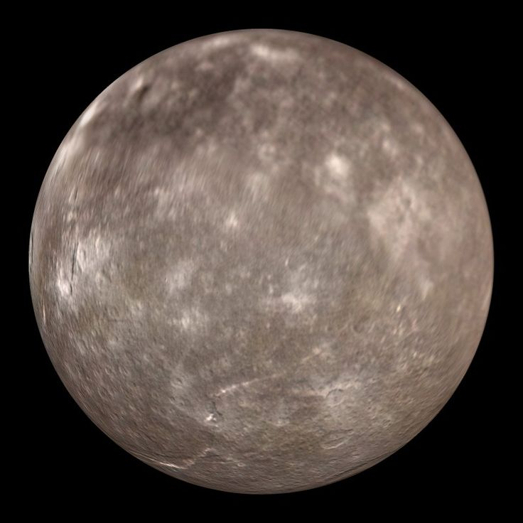 Titania (1,578 km), a moon of Uranus