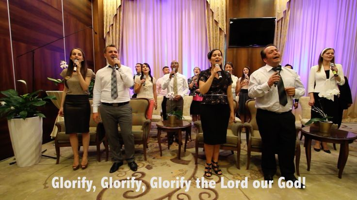 Speranta Vol. 35 - Sing to the Lord