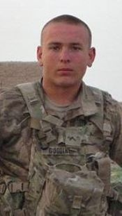 Army Pfc. Brandon D. Goodine, 20, of Luthersville, Georgia. Died June 7, 2012, serving during Operation Enduring Freedom. Assigned to 4th Squadron, 73rd Cavalry Regiment, 4th Brigade Combat Team, 82nd Airborne Division, Fort Bragg, North Carolina. Died in Maiwand, Afghanistan, of wounds sustained when enemy forces attacked his unit with an improvised explosive device.