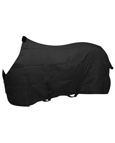 420 Denier Nylon Blanket is Constructed of 420 Denier Outer Shell with 170 Denier Rip Stop Lining and Nylon Bound Edges. The Fitted, Contoured Shape and Sholder Gussets Allow the Horse to Move Natural