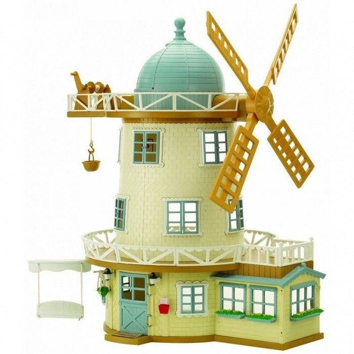 Sylvanian Families - Field View Mill 3