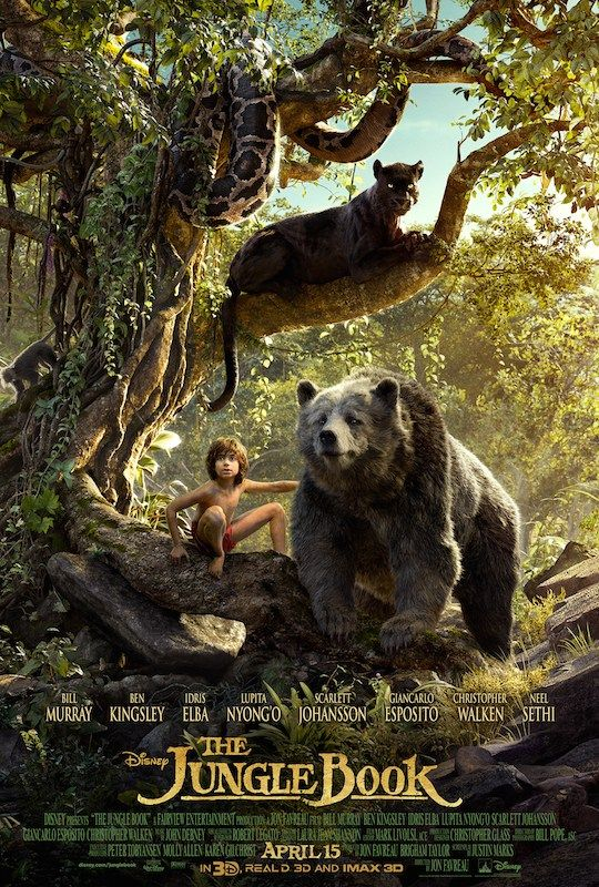 A Retelling, Not Reinvention, of The Jungle Book - Review on All Things Fadra