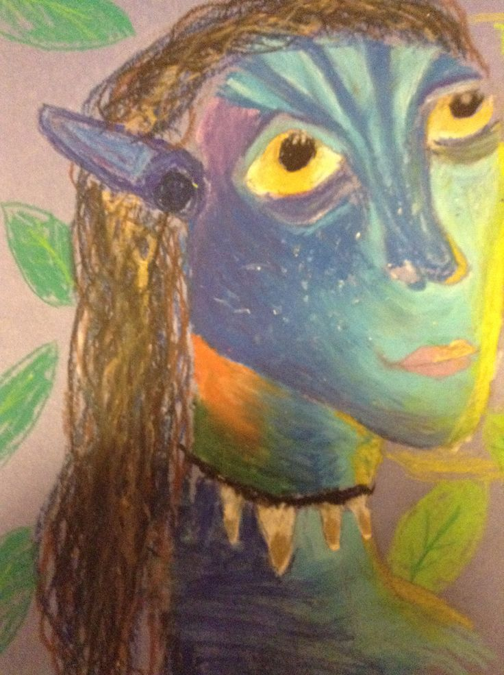 Avatar just a pic I drew