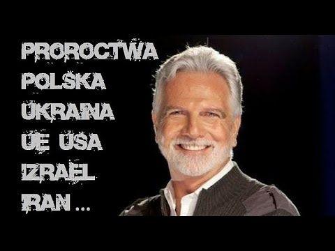 John Paul Jackson - Proroctwa - Polska Ukraina Izrael Iran USA UE