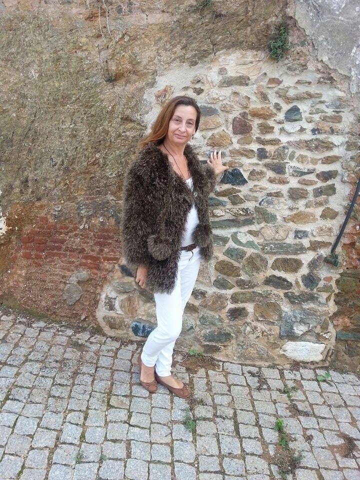 "Faux Fur Coat  ""Made by Lela """