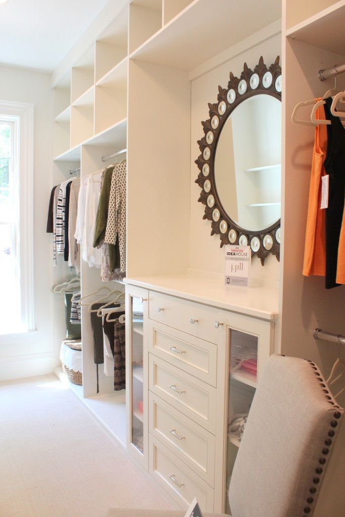 Amazing 2015 Southern Living Idea House Master Closet And Dressing Area