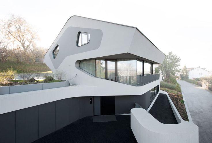J. MAYER H. Architects, David Franck · Ols House · Divisare
