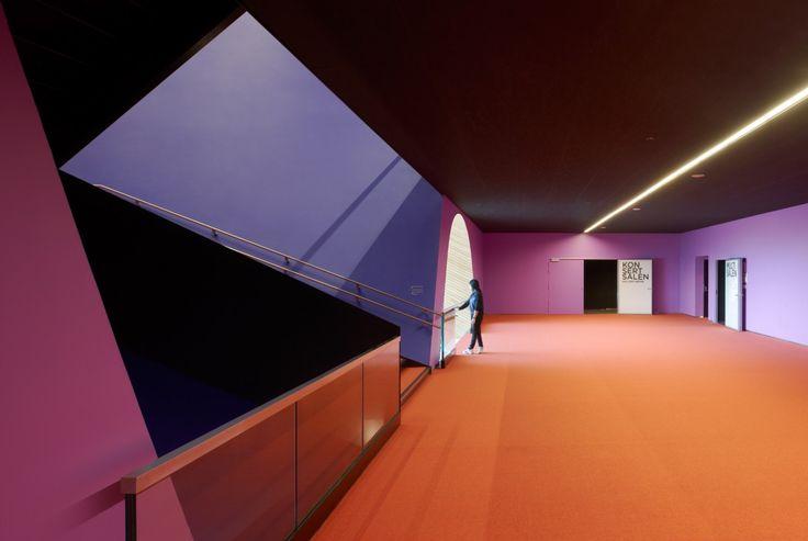 Kilden,Theatre & Concert Hall, Kristiansand. ALA architects. » Lindman Photography