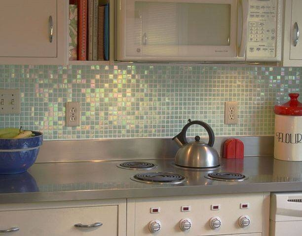 133 best bling backsplash images on pinterest