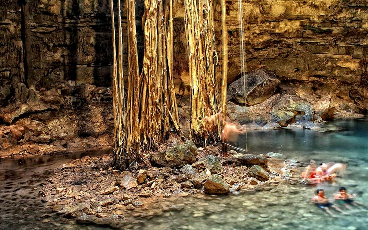 Cenote Dzitnup Travel Guide 2017