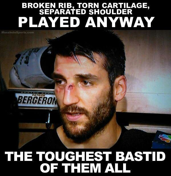 Stanley Cup Finals/ Games 6 2013 / Patrice Bergeron / What an amazing hockey player. <3 #37