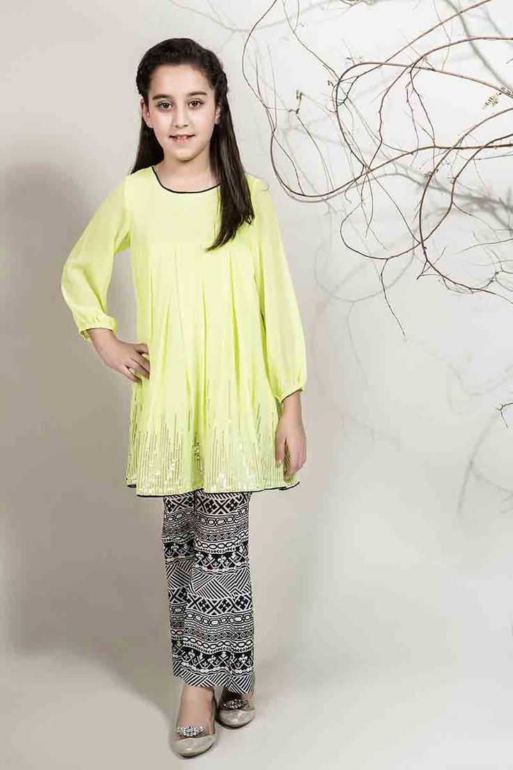 Best kids party wear dresses images on pinterest indian