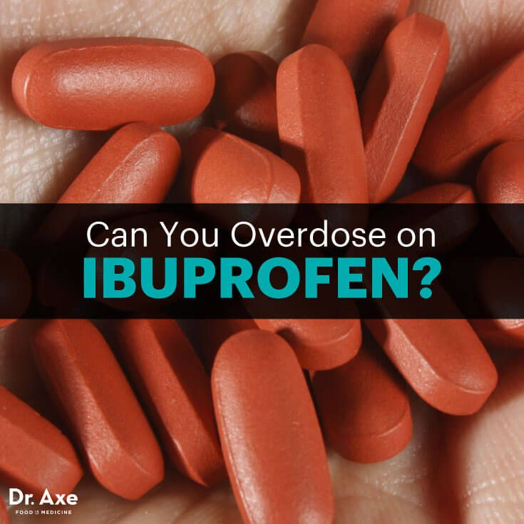 ibuprofen and croup