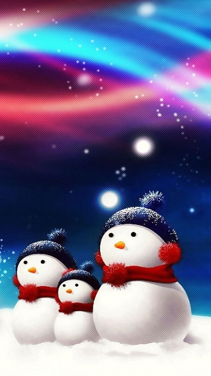 73 best Wallpaper, Snowman images on Pinterest | Snowman ...