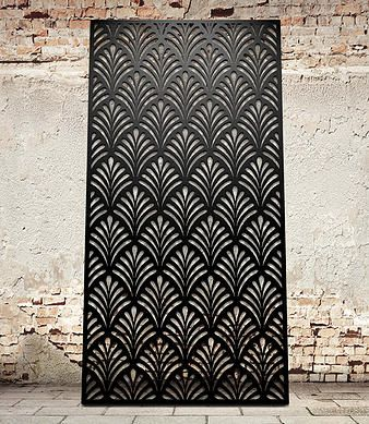Classic | Miles and Lincoln | Laser cut screens | Laser cut panels