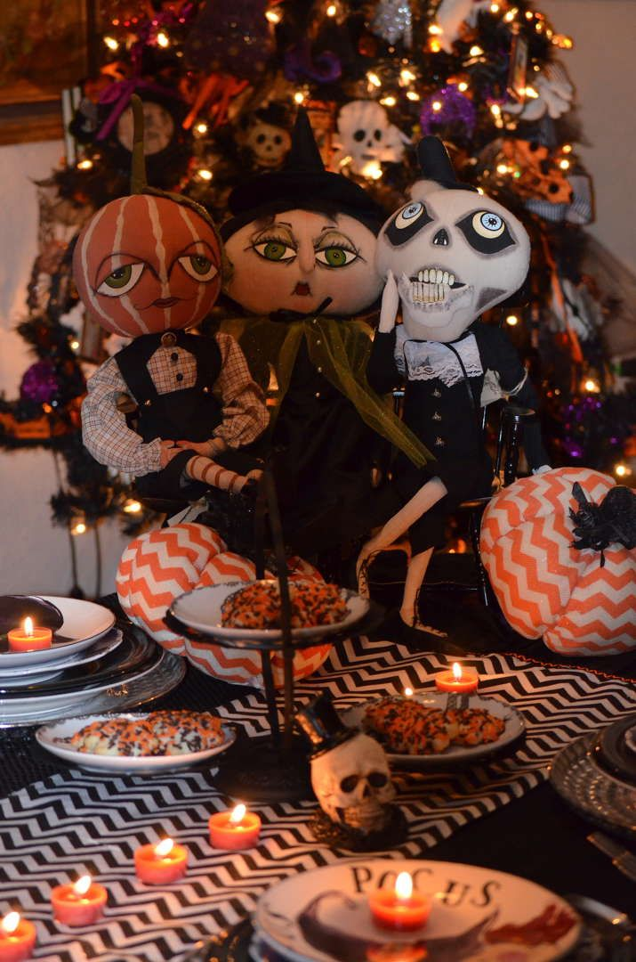 ... on Pinterest  Deko, Halloween decorations and Halloween gourds
